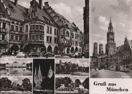 München - U.a. Maximilianeum - 1961 - Muenchen