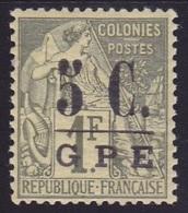 Guadeloupe N° 11 Neuf ** - Voir Verso & Descriptif - - Neufs