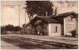 54 MENIL-FLIN - La Gare - Other Municipalities