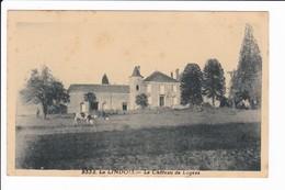 9332 - Le LINDOIS - Le Château De Logéas - Otros Municipios