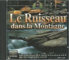 - CD LE RUISSEAU DANS LA MONTAGNE - Non Classés