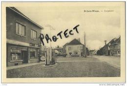 Sint  Joris Winge : Dorpstraat  ( Shell - Stella Artois ) - Tielt-Winge