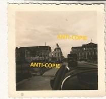 WW2 PHOTO ORIGINALE ALLEMANDE Destructions à TOURS 37 INDRE ET LOIRE 1940 - 1939-45