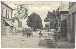 MOURMELON LE PETIT - Passage à Niveau, Entrée Du Camp - France