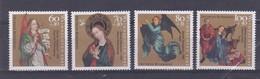 Duitsland Kleine Verzameling 1991 Nr 1410/13 **, Zeer Mooi Lot Krt 4826 - Collections (without Album)
