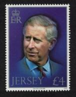 Jersey 60th Birthday Of Prince Charles 1v MNH SG#1408 CV£20+ - Jersey