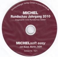 Catalogue Michel 2011 CD Rom Deutschland état Neuf ** - Germania