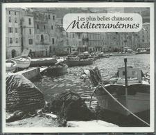 - CD LES PLUS BELLES CHANSONS MÉDITERRANÉENNES (COFFRET 4 CD) - Compilaciones