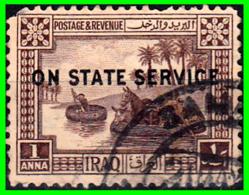 IRAQ SELLOS AÑO 1923-1925  ICONOS NACIONALES - Iraq