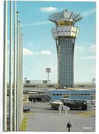 AEROPORT DE PARIS ORLY - Tour De Contrôle - Départ Immédiat - Aérodromes