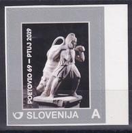Slovenia Slowenien Slovenie: 2019 Cover: Roman Empire; ; Vespasianus Roman Emporer; Vivat Petovio; Sculpture RARE - Archäologie