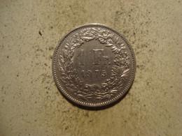 MONNAIE SUISSE 1 FRANC 1975 - Suisse