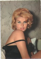 Carte Postale Ancienne/ Portrait D'Artiste/Santa BERGER/UFA//Kruger / Allemagne / Années 60      PA252 - Artisti