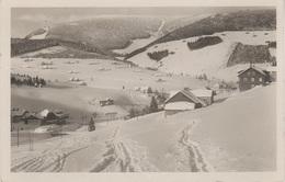 AK Riesengebirge Petzer Pec Snezkou Chata Bouda Baude Winter Braunberg Lenzenbergbauden Braunkesselbauden Dumlichbauden - Sudeten