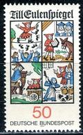 BRD - Mi 922 ✶✶ # - 50Pf              Till Eulenspiegel - Unused Stamps