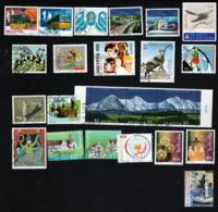 Lot 2006 Gestempelt Siehe Scan - Schweiz