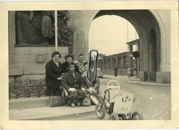 Oostende -  1962  (  15 X 10.5 Cm )  Go-Cart - Luoghi