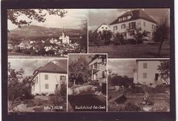 Alte AK PISCHELSDORF Villa Pension Kleinformat, Gersdorf Ilztal - Unclassified
