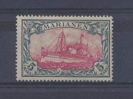 GERMANY......MARIANA Is......SG25.......POOR BACK.....(CAT. VALUE  £120.)....MH... - Colony: Mariana Islands