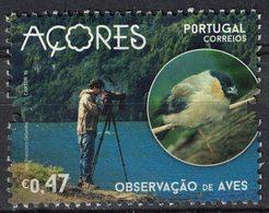 Portugal 2016 Used Observation Des Oiseaux Aux Açores SU - Azores