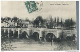 16  CONFOLENS    ...   Vieux Pont - Confolens