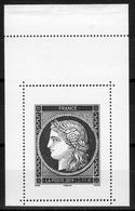 """2019 / La Cérès De 1849 à 2.10 € Issue Du 1er FEUILLET Intérieur Du Carnet """" L'AFFRANCHISSEMENT """" SUPERBE NEUF - Unused Stamps"""
