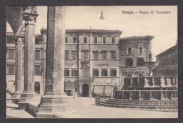 77344/ PERUGIA, Piazza IV Novembre - Perugia