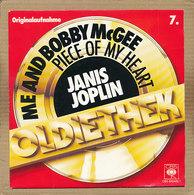 "7"" Single, Janis Joplin - Me And Bobby McGee / Piece Of My Heart (oldiethek) - Disco, Pop"