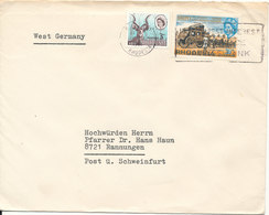 Rhodesia Cover Sent To Germany 19-5-1966 - Rhodesia (1964-1980)