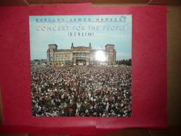 LP33 N°528 - BARCLAY JAMES HARVEST - A CONCERT FOR THE PEOPLE - COMPILATION 9 TITRES ROCK POP - Rock