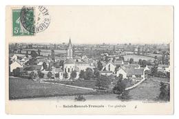 (25690-03) Saint Bonnet Troncais - Vue Générale - France