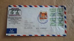 Enveloppes Commerciales Au Paraguay, Pharmacie En Circulation - Paraguay