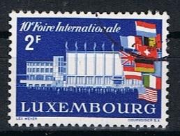 Luxemburg Y/T 540 (0) - Usati