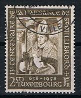 Luxemburg Y/T 543 (0) - Usati