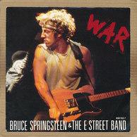 "7"" Single, Bruce Springsteen - War - Disco, Pop"