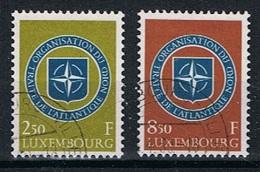 Luxemburg Y/T 562 / 563 (0) - Usati
