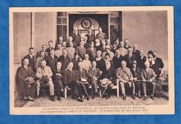 CPA - STRASBOURG - 2eme Congrès Provincial D' Hygiène Publique & Sociale - Institut Pasteur - 1929 - Alsace - Strasbourg