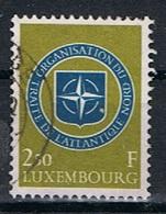 Luxemburg Y/T 562 (0) - Usati