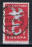 Luxemburg Y/T 548 (0) - Usati