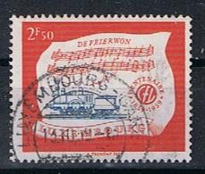 Luxemburg Y/T 569 (0) - Usati