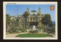 Le Casino De Monte-Carlo Depuis Les Jardins - Monte-Carlo
