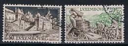 Luxemburg Y/T 551 / 552 (0) - Usati