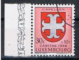 Luxemburg Y/T 553 (0) - Usati