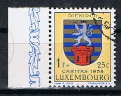 Luxemburg Y/T 554 (0) - Usati