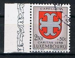 Luxemburg Y/T 556 (0) - Usati