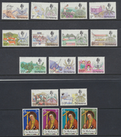 Sainte - Hélène - St Helena  1971 Année Complète  *** MNH - Sainte-Hélène