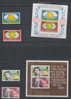 Sainte - Hélène - St Helena  1974 Année Complète  +  BF 1 Et 2 *** MNH - Sainte-Hélène