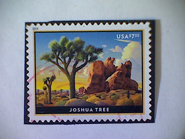 United States, Scott #5347 Used(o), 2019, Joshua Tree, $7.35, Multicolored - United States