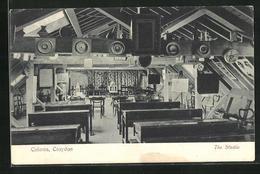 Pc Croydon, Coloma, The Studio, Innenansicht - Cumberland/ Westmorland