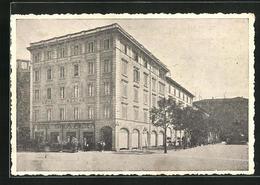 Cartolina Bologna, Teilansicht Mit Hotel Regina, Via Indipendenza 49-51 - Bologna
